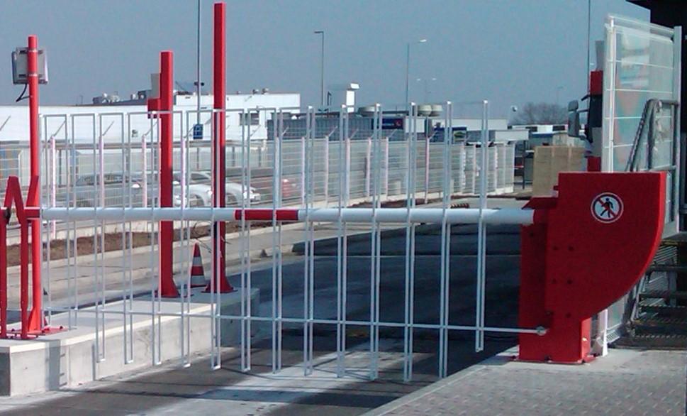 Barrier B420