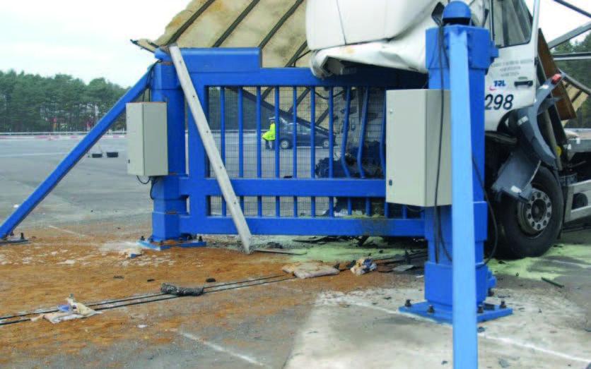 Swing gate B930