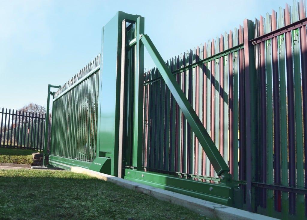 Sliding gate Safeglide 2