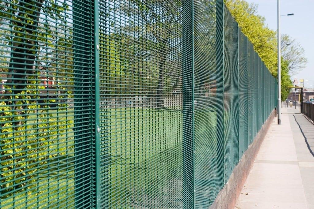 Mesh fencing Zenith SR1