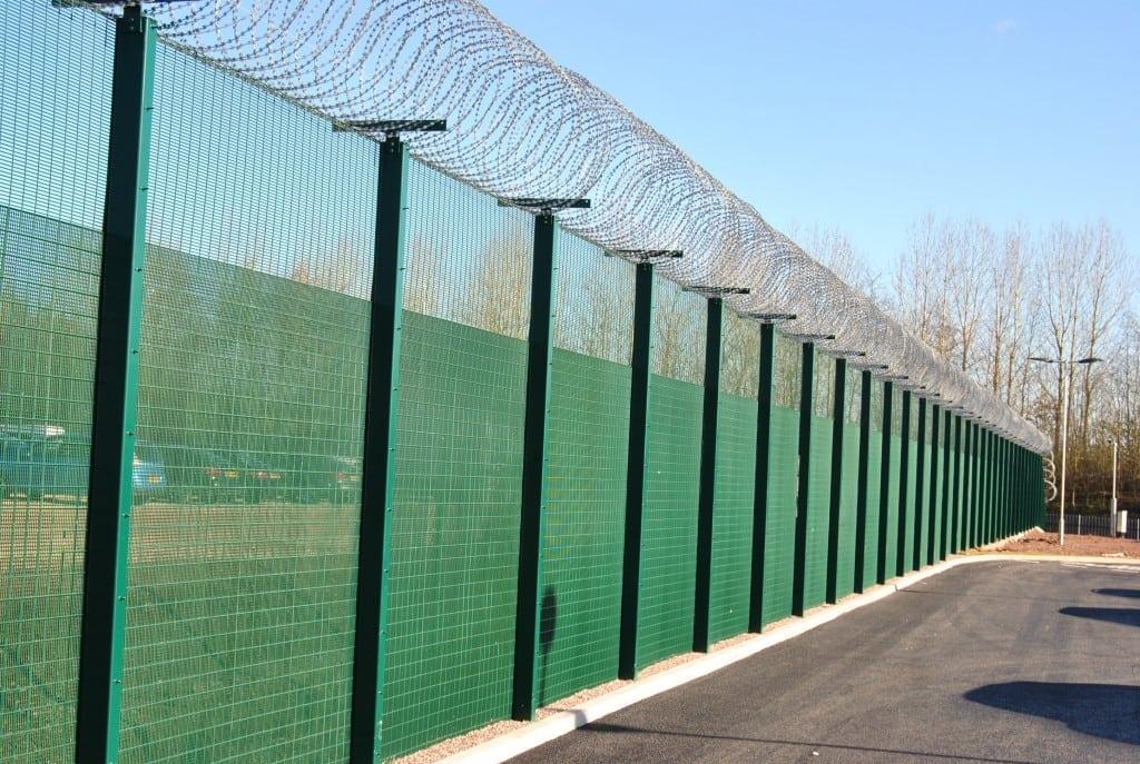 Mesh fencing Zenith SR2