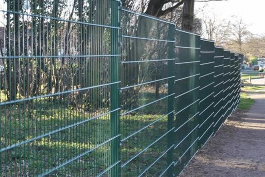 Mesh fencing Pallas