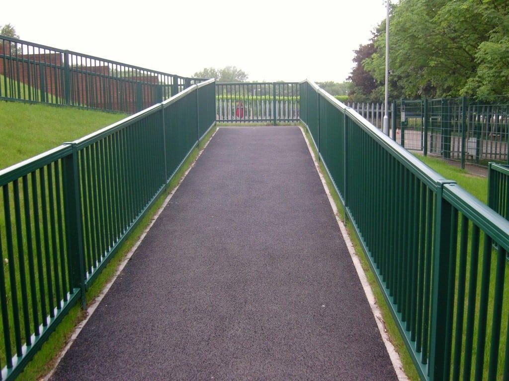 Tangorail TR500 flat top railings
